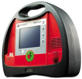 Primedic HeartSave AED-M Cardius