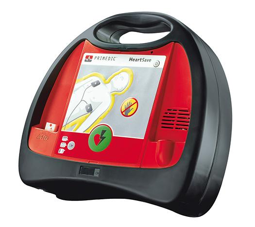 Primedic HeartSave AED CARDIUS
